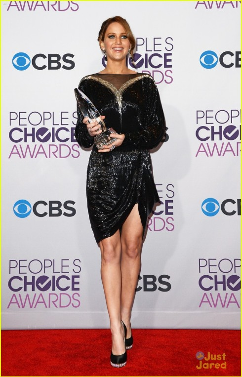 39th Annual People's Choice Awards - Press Room